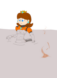 Comm. : Daisy's Endurance by Basher-the-Basilisk
