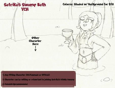 YCH: Satrika's swamp bath