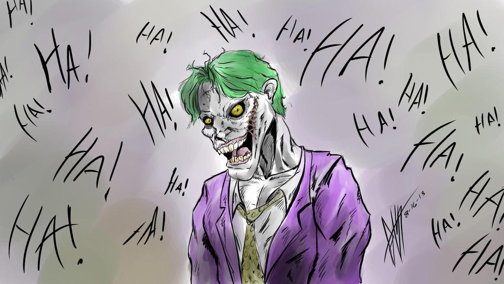 Joker 01 by Psewell