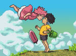 The Classic Scene #6 - Ponyo