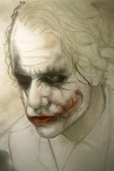 another joker WIP02 by rockedgirl