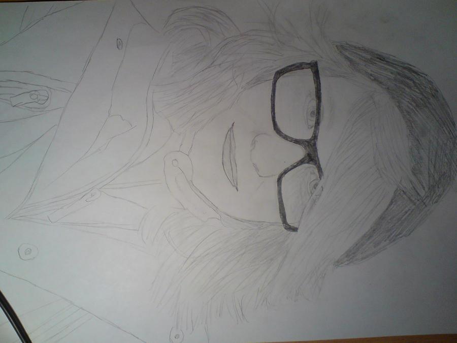 Http Spinnicus Deviantart Com Art Drawing My Girlfriend 198745944