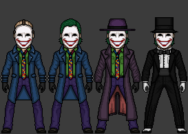 CWVerse - The Joker by theherocreator