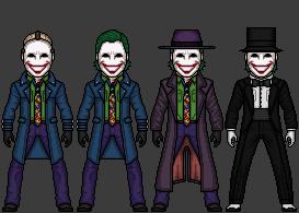 CWVerse - The Joker by theherocreator