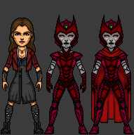 MCU - Scarlet Witch (Android) by theherocreator
