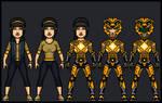 Power Rangers - Trini