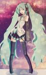 Hatsune Miku Redraw!
