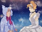 1950 Cinderella Redraw by xXAyaYuiXx