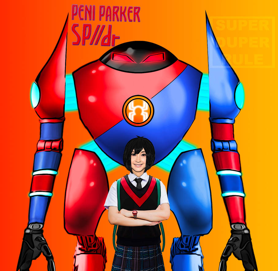 Peni Parker and SP//dr