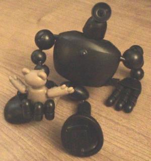 Stikfas - bot bear love