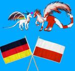 dragon countries