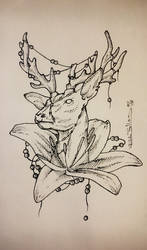Dear lily by Devions