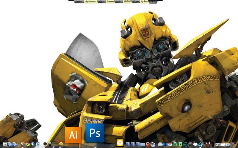 Bumblebee Desktop
