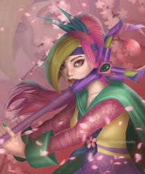 Bubblegum Sakura Lux