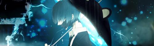 Blue by firedog420