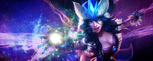 Snowstorm Sivir League of Legends by firedog420