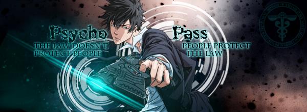 Psycho Pass by firedog420