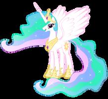 Princess Celestia by FoxTail8000