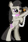 Octavia adores this garage band app