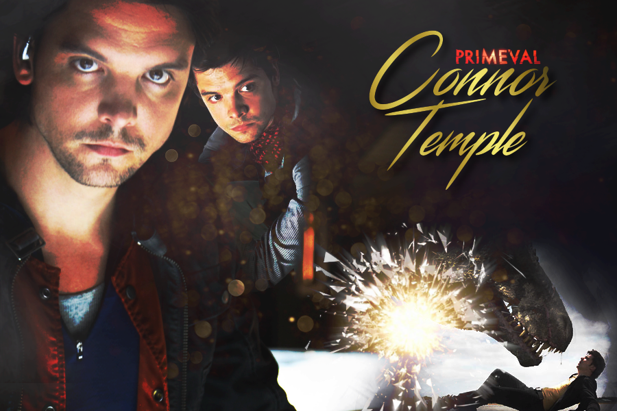 Connor Temple by JulieeBean