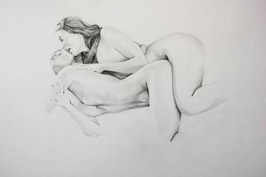 Curl - 2008 - lesbian erotica by JoeRockyHoley
