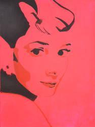 Hepburn pop - 2005 by JoeRockyHoley