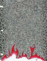 maze by penguindkm847