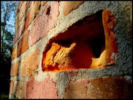 Missing Brick by penguindkm847