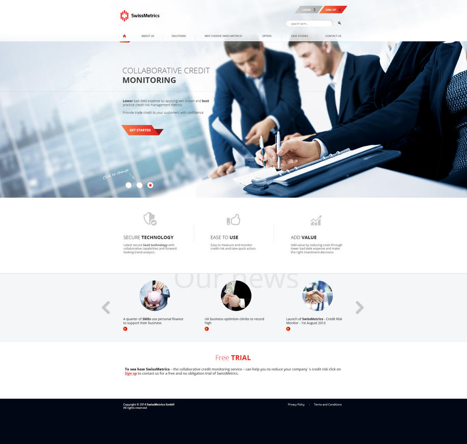 SwissMetrics by citrea