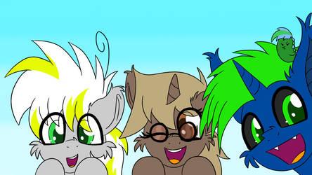 Spaaace feat. RainbowPlasma 3 by wedraw4boops-admin