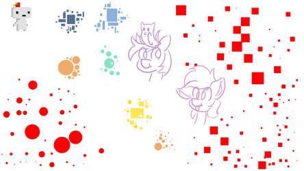 Roman Greek Ponies feat. RainbowPlasma 6 by wedraw4boops-admin