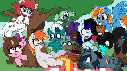 Picnic by wedraw4boops-admin