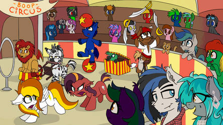 Boop Circus by wedraw4boops-admin