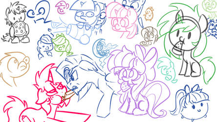 Stream sketches 3 by wedraw4boops-admin