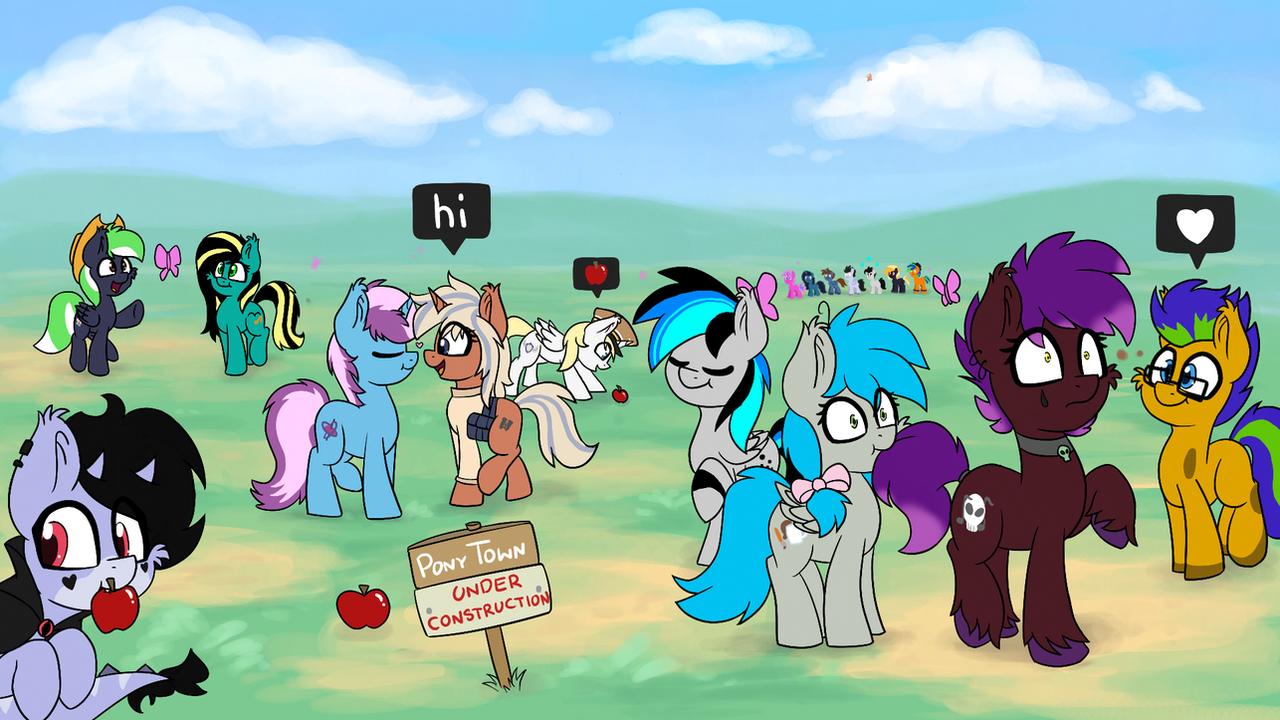 Ponytown fucking my little pony - 5 4