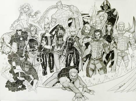 X-Men (redesign)