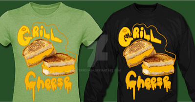 Grill Cheese by TerreDada
