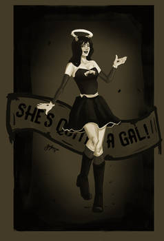 Sent from above - Alice Angel