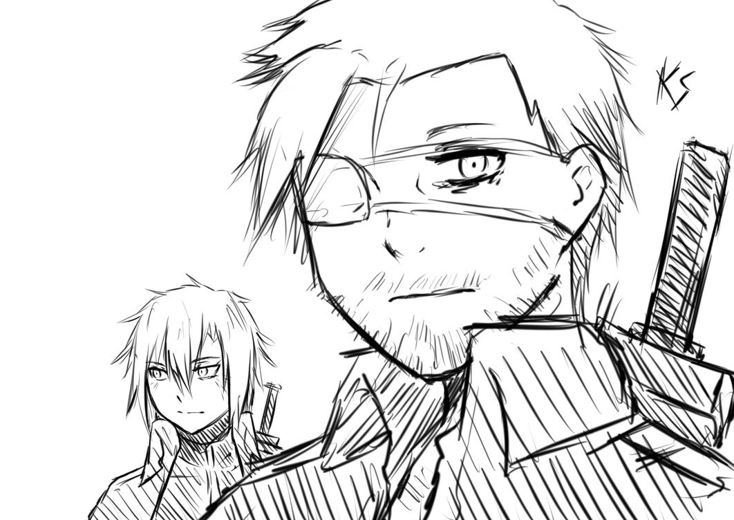 The Badass Father by KatohHiki