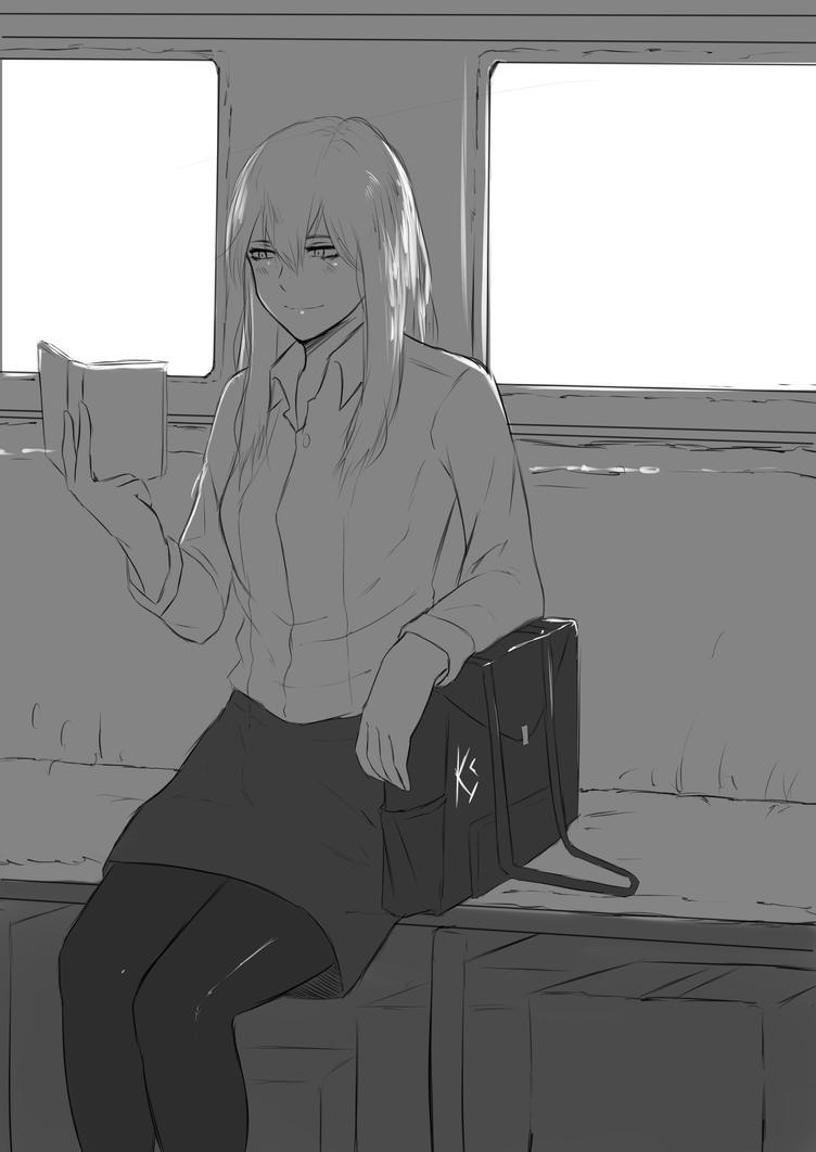 Train by KatohHiki
