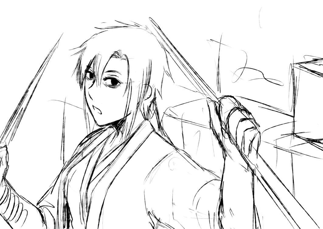 sketch by KatohHiki