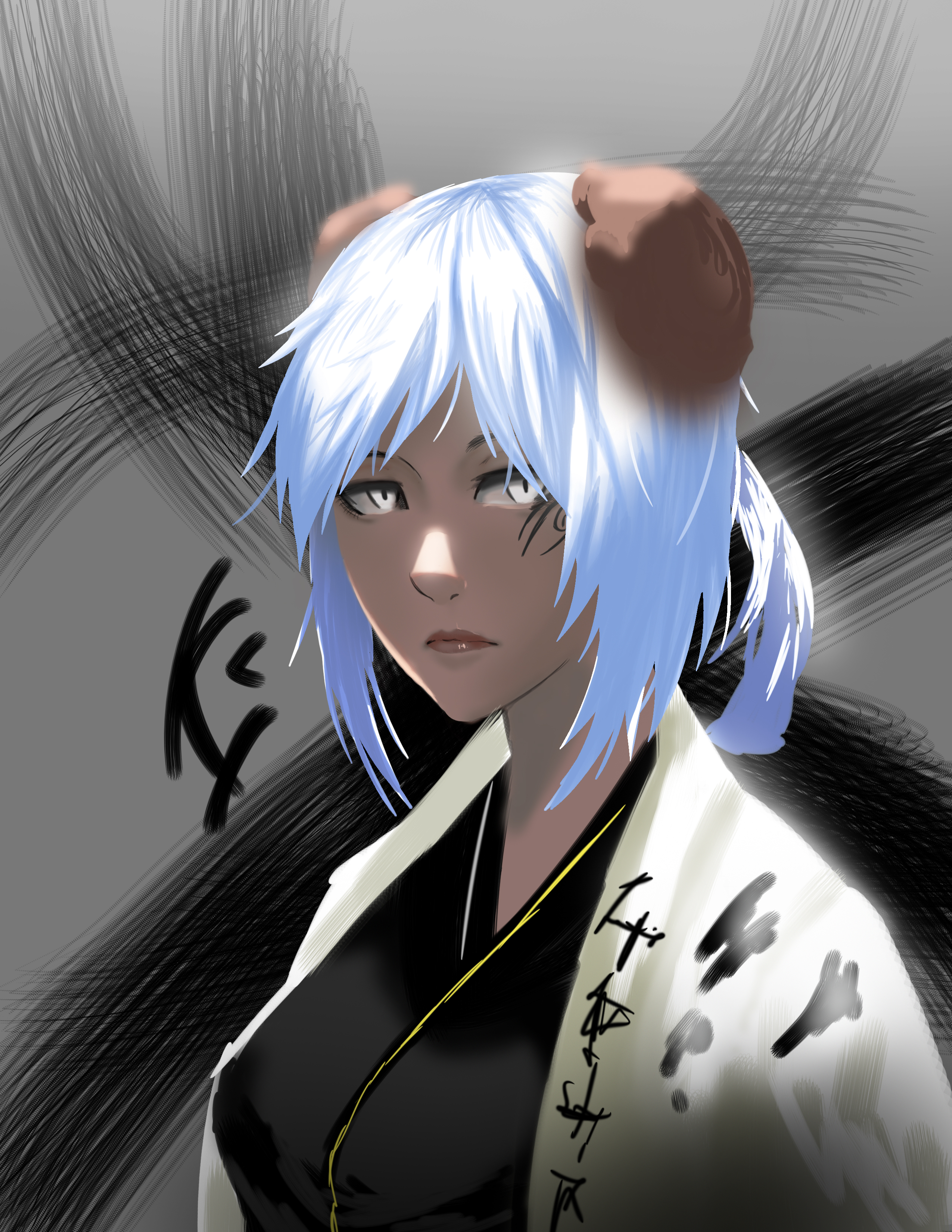 My blade And soul character by KatohHiki