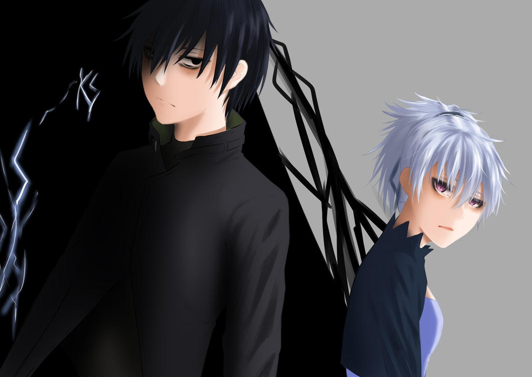 Darker Than Black by KatohHiki
