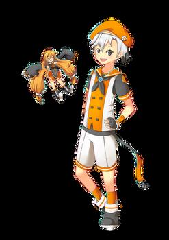 [CE] Gaomon Mascot