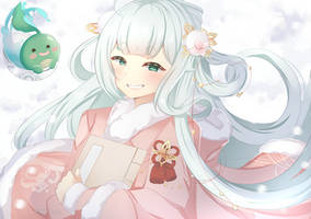 [+Video] Food Fantasy - Mung Bean Soup by Yurie02