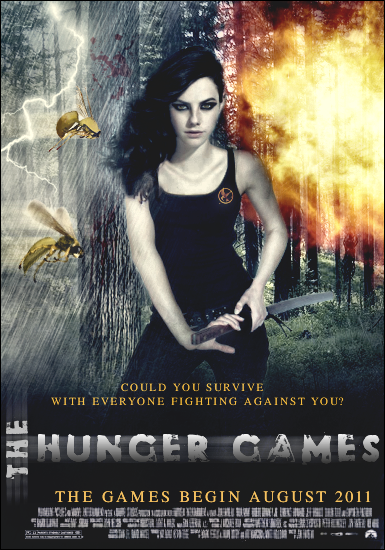 The Hunger Games by Suzanne Collins - review