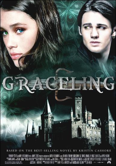 Graceling by skellingt0n