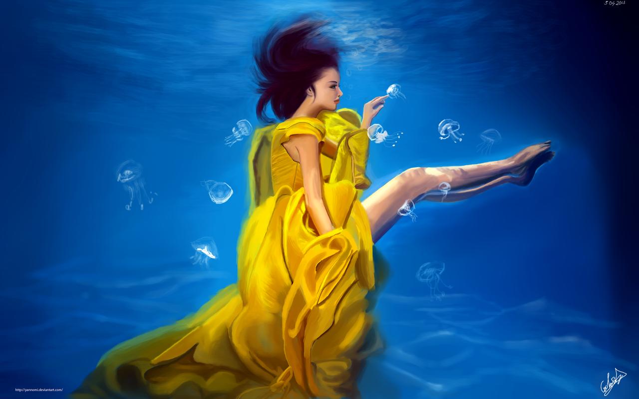Lemonade dreams by Yannomi