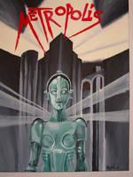 Metropolis by synthetikboi