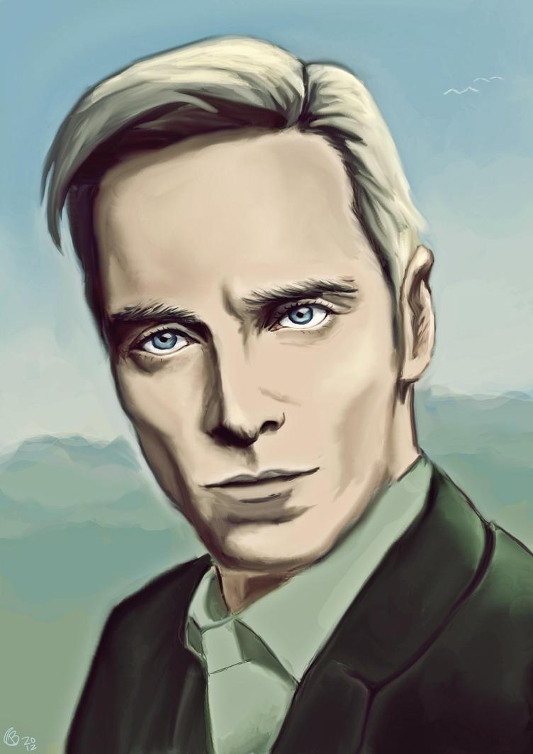 Colonel Moran by OrminLange